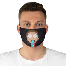 Load image into Gallery viewer, Rick and Morty Face Mask, Protective Dust Mask, Washable and Reusable