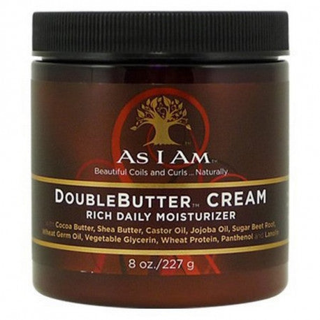Double Butter Cream (Crème Coiffante) - AS I AM