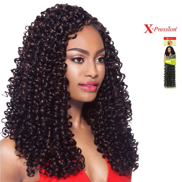 Crochet Braids Bohemian Curl 4 In 1 Loop