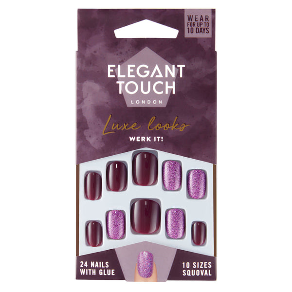 Luxe Looks Werk it Nails - Elegant Touch