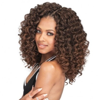 Mèches Brazilian French Wave 10