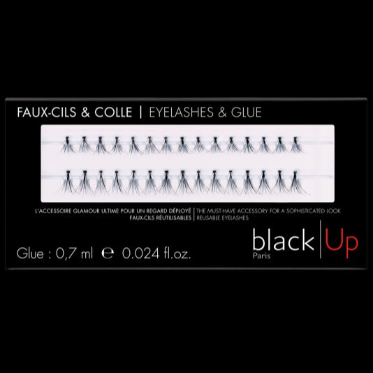 Faux-cils Naturally Single - Black Up