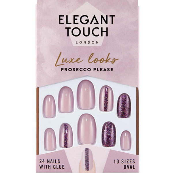 Luxe Looks Prosecco Please Nails - Elegant Touch