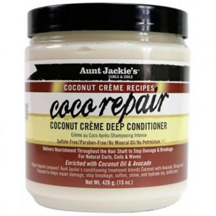 Coco Repair Deep Conditioner - Aunt Jackie's