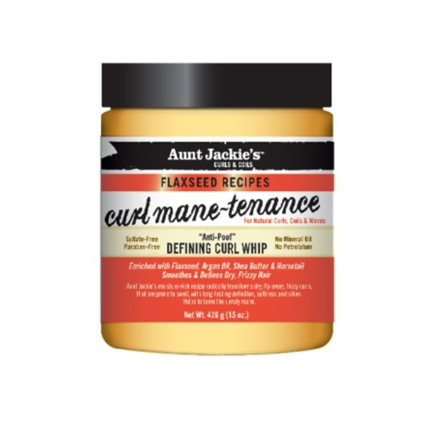 Curl Mane-tenance Defining Curl Whip - Aunt Jackie's
