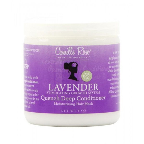Lavender Quench Deep Conditioner - Camille Rose
