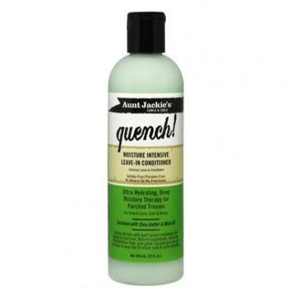 Quench Moisture Intensive Leave-In Conditioner - Aunt Jackie's