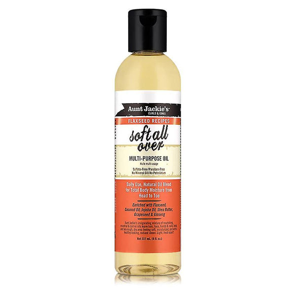 Soft All Over Multi-purpose Oil - Aunt Jackie's