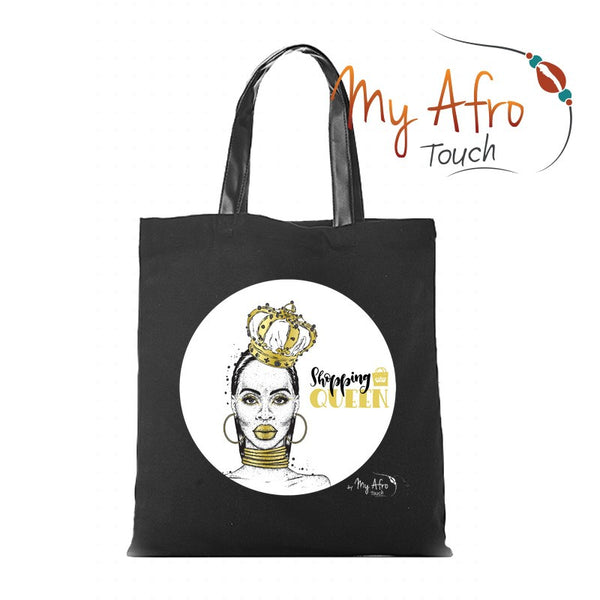 Tote Bag - My Afro Touch