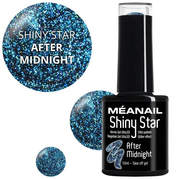 Shiny Star After Midnight - Méanail Paris