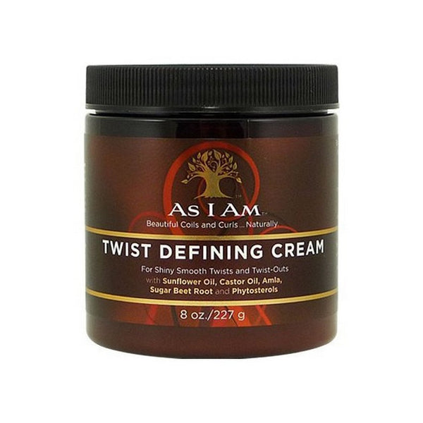 Twist Defining Cream (Crème Coiffante) - AS I AM