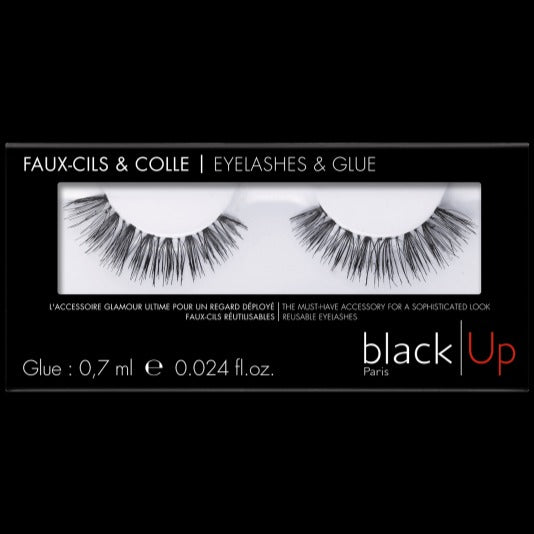 Faux-cils Volume Glamour - Black Up