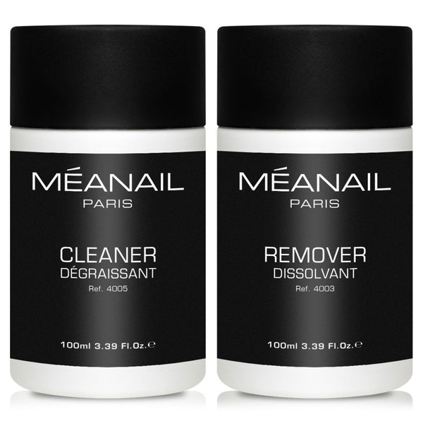 Duo Cleaner / Remover - Méanail Paris