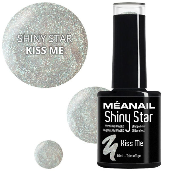 Shiny Star Kiss Me - Méanail Paris