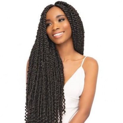 Mèches Passion Twist Braids 24