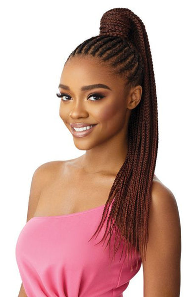 MEDIUM BOX BRAIDS 26