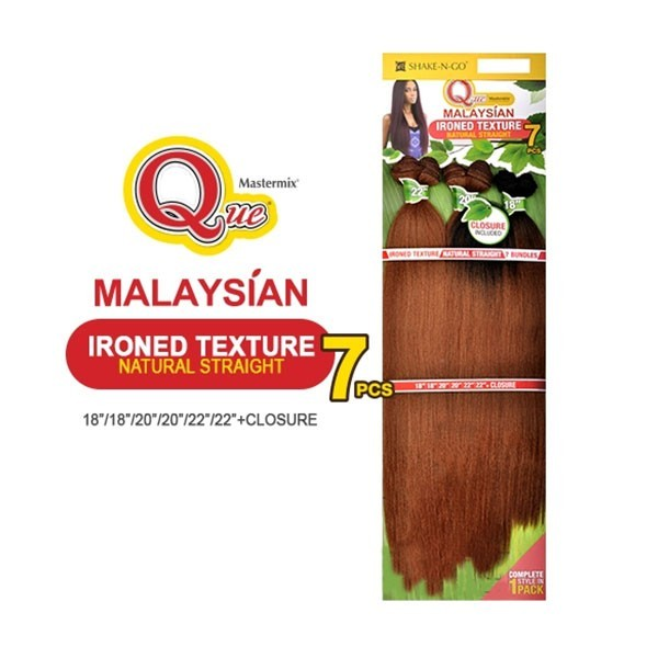 Tissage Malaysian Ironed Texture - Milkyway
