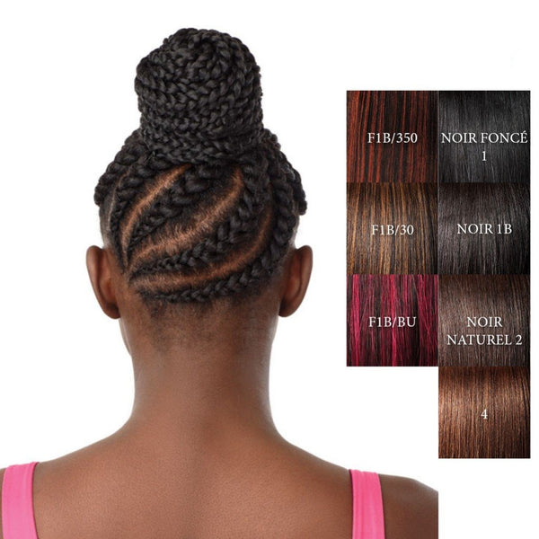 Postiche ZORA BRAID MEDIUM - Outré Hair