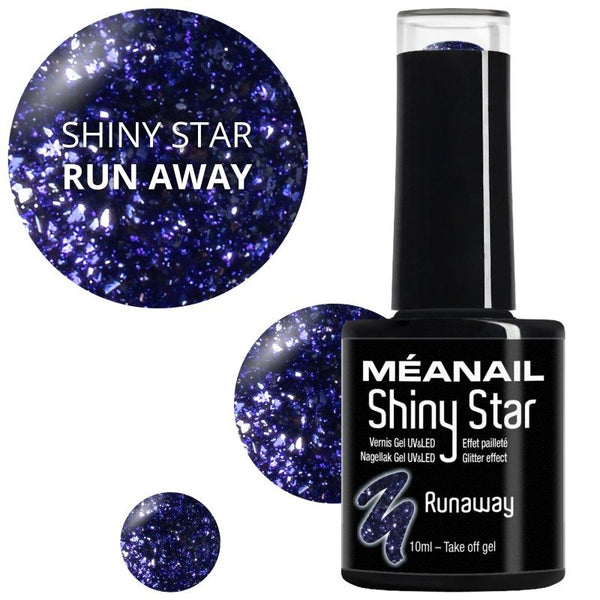 Shiny Star Runaway - Méanail Paris