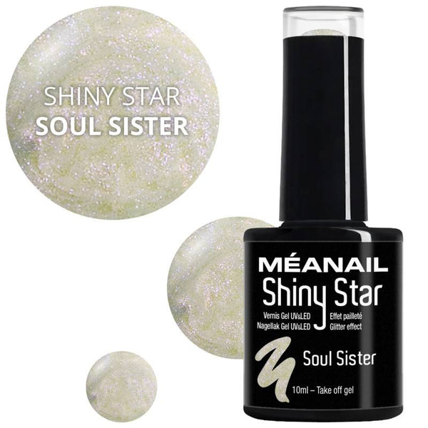 Shiny Star Soul Sister - Méanail Paris