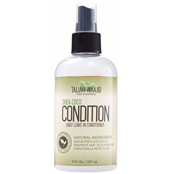 Shea Coco Natural Hair Daily Leave in Conditioner -Taliah Waajid