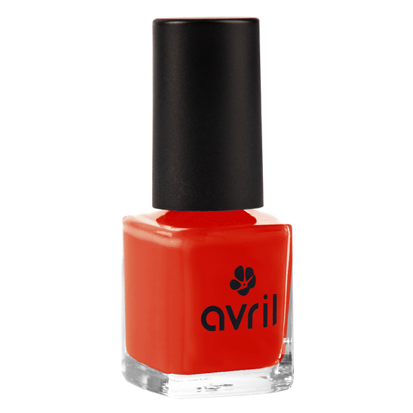 Vernis à ongles Coquelicot N° 40 - Avril Beauté