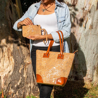 Cork Gift Set: Tote Bag, Crossbody Bag & Zipped Case