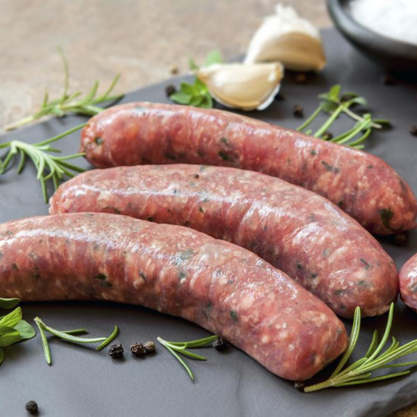 Sausage - Garlic Raw