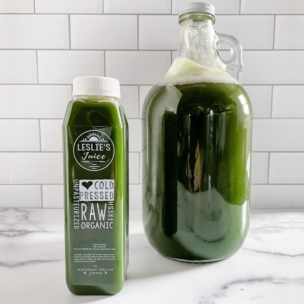 Cold-pressed Juice: Daily Greens (12 oz. bottle)