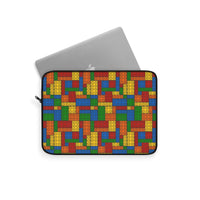Building Blocks Multicolored Laptop Sleeve - Not Bad Gifts