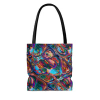 Rainbow Geode Tote Bag - Not Bad Gifts