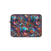 Rainbow Geode Laptop Sleeve - Not Bad Gifts