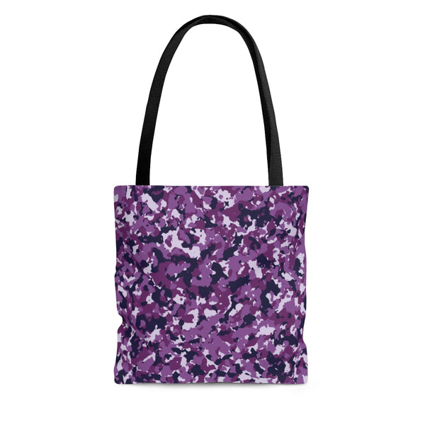 Purple Camo Tote Bag - Not Bad Gifts