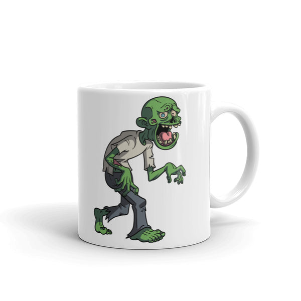 Dont Share Germs - Zombie Funny Novelty Mug - Not Bad Gifts