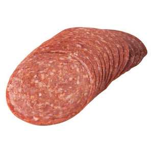 Hot Genoa Salami - Deli Sliced (0.25lb pkg.)