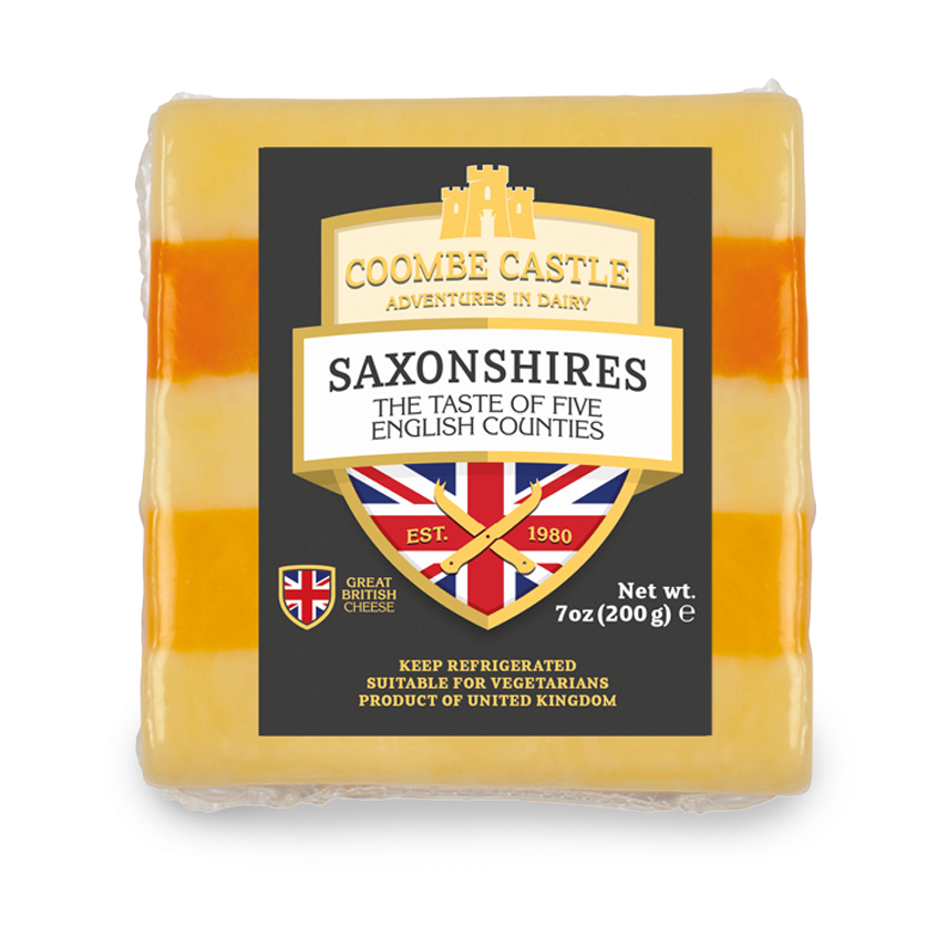 Coombe Castle Cheese (200g) [2 options]
