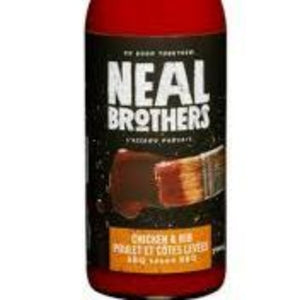 BBQ Sauces Neal Brothers [3 options]