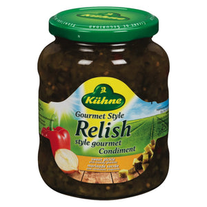 Kühne Sweet Pickle Relish (250ml)