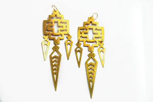 NINAZU earrings