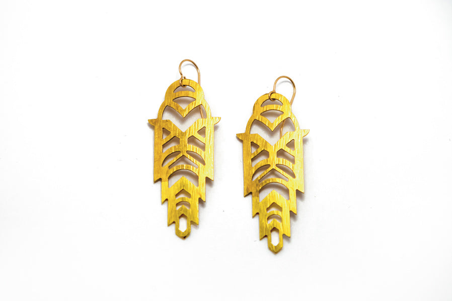 ORGANA earrings