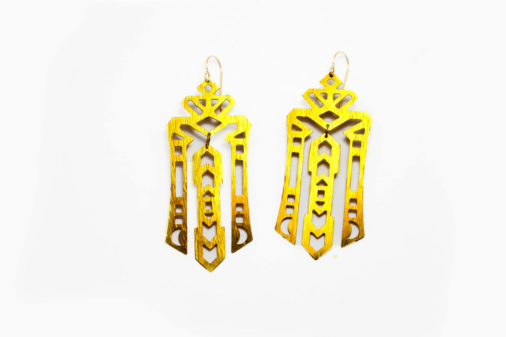 ARRAKIS earrings