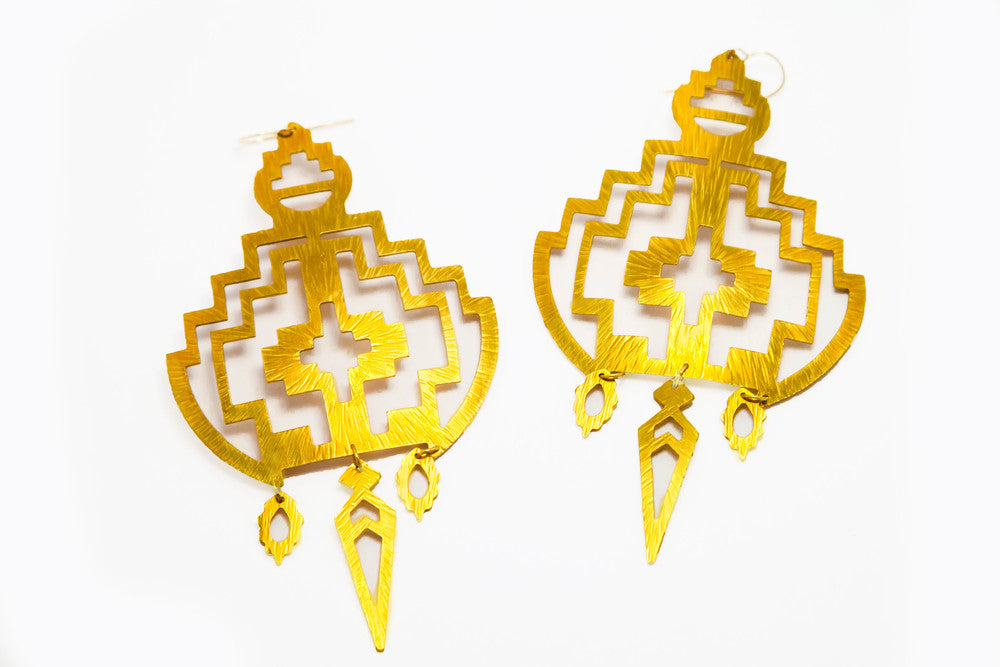 NEFER earrings