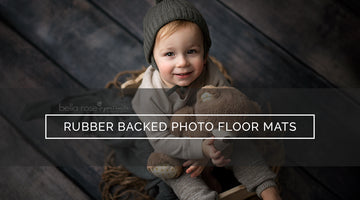 Rubber Backed Photo Floor Mats