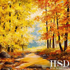 Fall photo backdrops