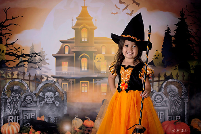 Halloween Picture Backdrop