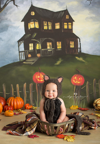 Halloween Photography Backdrop Background Halloween Photo Props FALL263
