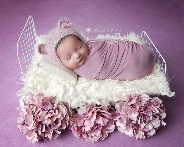 Solid Photography Backdrop Newborn Photo Props