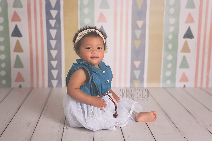Boho photography backdrop & background