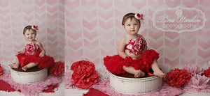 Pink Chevron Arrows photography backdrop & background