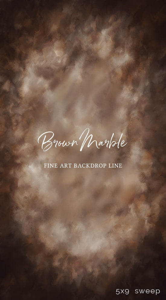 Brown Marble - HSD Photography Backdrops